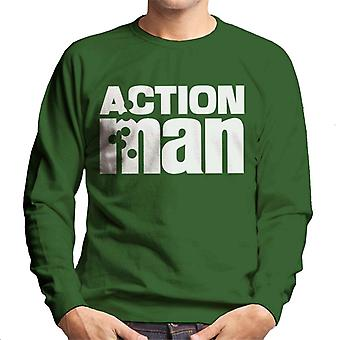 Action Man Logo Men's Sweatshirt