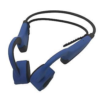 DZK Przewodnictwo kostne 16GB Odtwarzacz mp3 Bluetooth (niebieski)