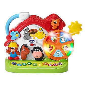 Interactive Toy Chicco (EN, IT)