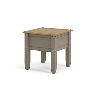 Table de lampe gris Coson
