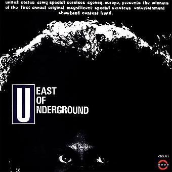 Olika - Öster om underground (Helvete nedan) CD