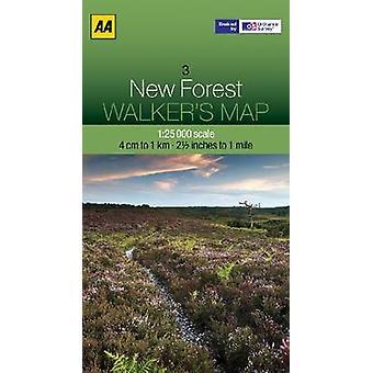 היער החדש על ידי הוצאת AA