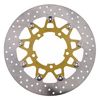 MTX Performance Brake Disc Front/Floating Disc for Suzuki GSXR600 GSXR750 06-07