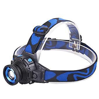 Powerful Q5 LED Frontal Led Headlamp Headlight Flashlight Rechargeable  |led Headlamp