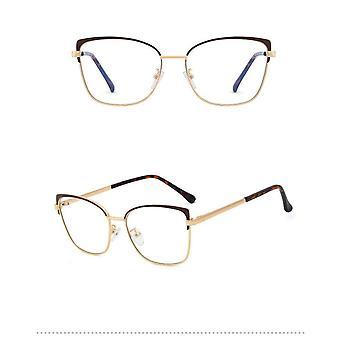 Photochromic Finished Myopia Glasses Photosensitive