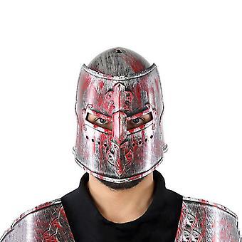 Capacete Medieval 112090 Cinza