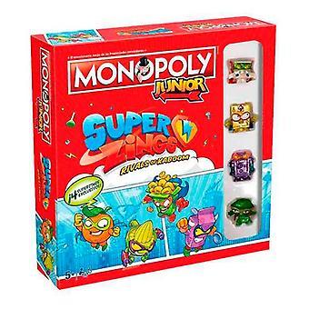 Board game Monopoly Junior SuperZings (ES)
