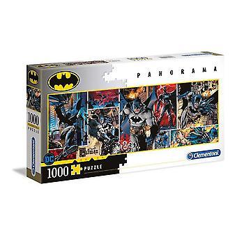 Puzzle DC Comics Batman Clementoni Panorama (1000 pcs)