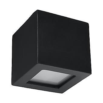 Haut &Bas Wall Lights Noir E27