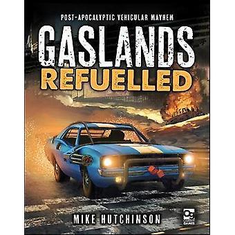 Gaslands: Refuelled Post-Apocalyptic Vehicular Mayhem