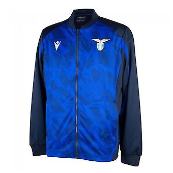 2021-2022 Lazio Anthem Jacket (Blue)