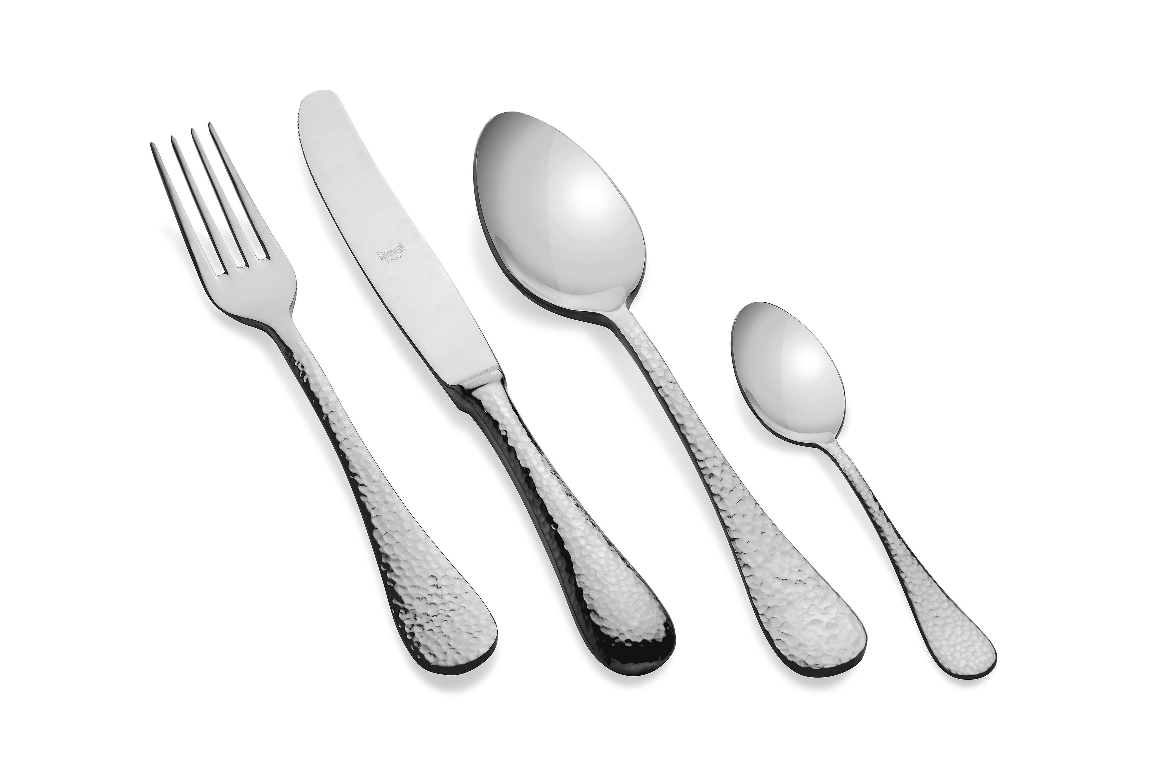 Mepra Epoque 4 pcs flatware set