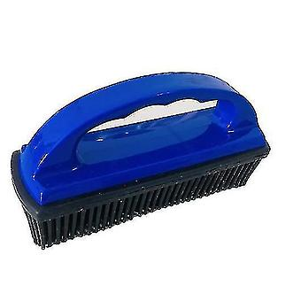 Dog Hair Comb Pet Comber Large Dog Comb Hair Brush Dog Supplies(BLUE)