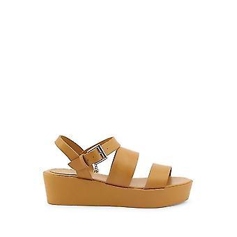 Roccobarocco - Sapatos - Sandália - RBSC18Y02-CUOIO - Mulheres - peru - UE 37