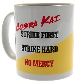 Cobra Kai No Mercy Mug