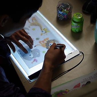 Grafiikkatabletit led light piirustus tabletti