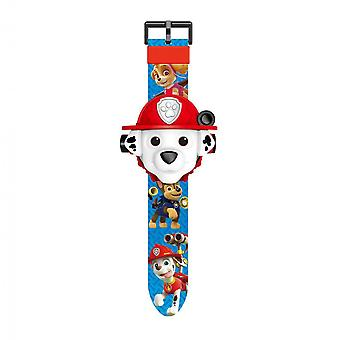 Paw Patrol Boys Watch With 24 Projection Patterns Cartoons