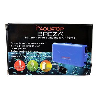 Aquatop Breza Battery Powered Aquarium Air Pump - 1 Count