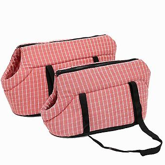 Soft Pet Dog Shoulder Bags Protected Carrying Backpack Outdoor Pet Dog Carrier Puppy Travel For Small Dogs Drop Shipping