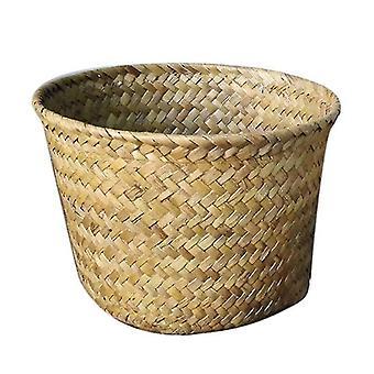Käsintehdyt bambu-rottinkivarastokorit(ruskea)