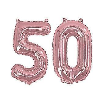 Foliopallot - Ruusukulta - Numero 50