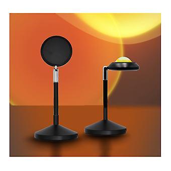 Sunset Projection Lamp,rainbow Projection Lamp Led Lighting, Romantic Sunset Lamp