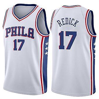 Men's Basketball Jersey #21 Joel Embiid Philadelphia 76ers #20 Fultz #25 Simmons Basketball Jerseys Name And Number Player Sports T-shirt Size S-xxl