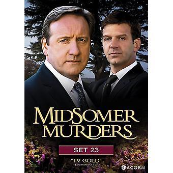 Midsomerin murhat: Asettaa 23 [DVD] USA tuonti