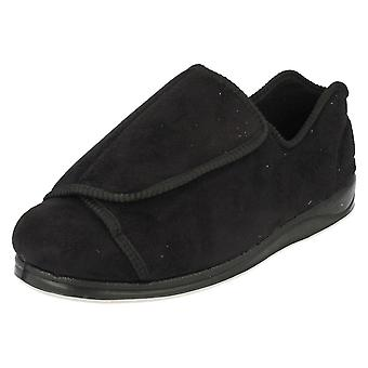 Mens Padders Extra breed past Slippers Peter