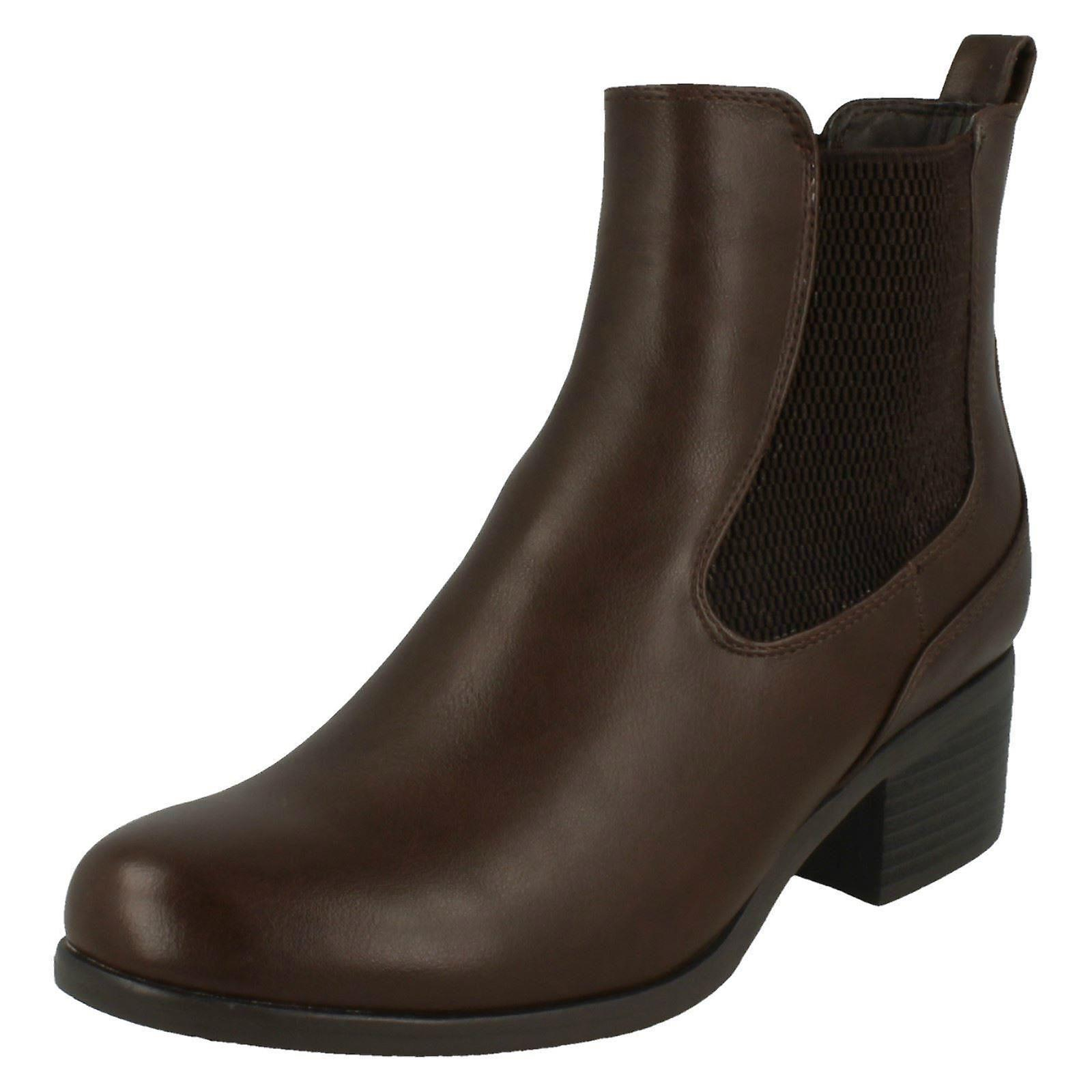 Ladies Down To Earth Chelsea Boots F50575 h6Kk6