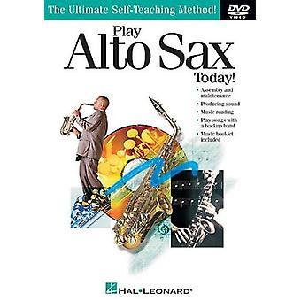 Jouer le Sax Alto aujourd'hui! Importation de [DVD] é.-u.