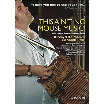 This Ain't No Mouse Music [DVD] USA import