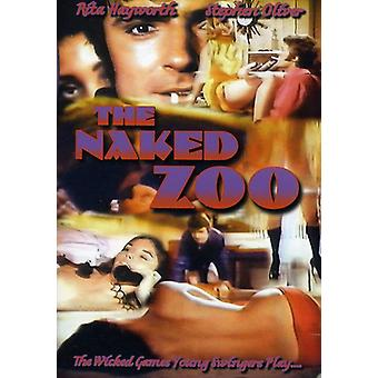 The Naked Zoo [DVD] USA import