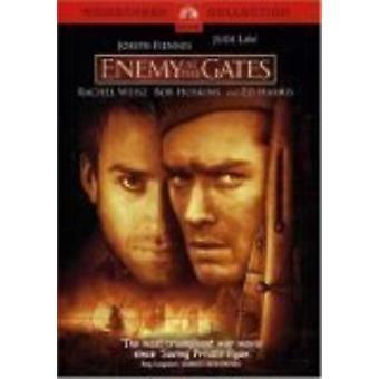 Importer des ennemis à l'USA Gates [DVD]