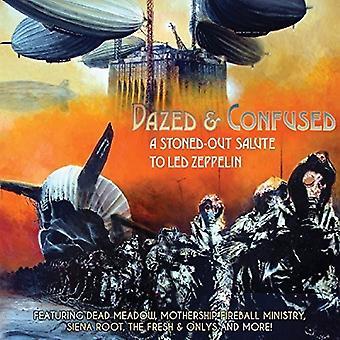 Olika Artist - Dazed & förvirrad - en Stoned-Out hyllning till [Vinyl] USA import