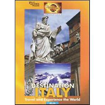 Distination Italy [DVD] USA import
