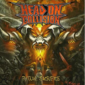 Head on Collision - Ritual Sacrifice [CD] USA import
