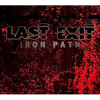 Last Exit - Iron Path [CD] USA import