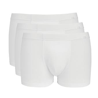 Jockey Mens Cotton-Lycell Boxer Trunk Underwear (Pack of 3)