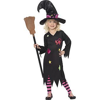 Witches strój dziewczyna czarownica kostium czarownicy