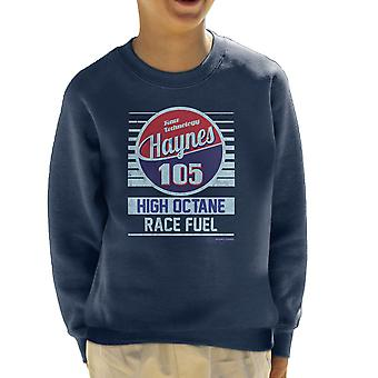 Haynes 105 High Octane Race Fuel Kid's Sweatshirt