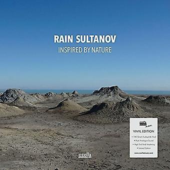 Rain Sultanov - Inspired by Nature [Vinyl] USA import