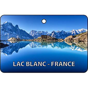 Lac Blanc - France Car Air Freshener