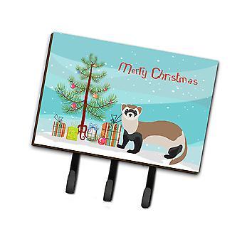 كارولين BB9245TH68 الكنوز النمس عيد الميلاد المقود أو حائز المفتاح