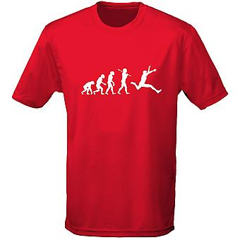 Athletics Evolution Mens T-Shirt 10 Colours (S-3XL) by swagwear