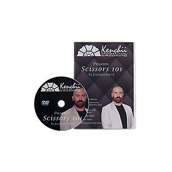 Kenchii Scissors 101 Dvd With Jonathan David