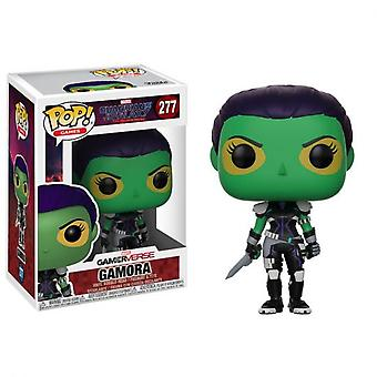 Funko POP Games - Guardians Of The Galaxy Telltale  Bobble - Gamora Collectible Figure