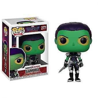 Funko POP Games - Guardians Of The Galaxy Telltale  Bobble - Gamora Collectible Figure