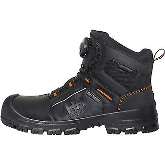 Helly Hansen Mens Alna Mid Waterproof Breathable Workwear Safety Shoes
