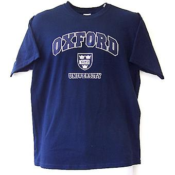 Oxford University T Shirt With Shield